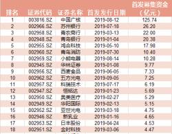 A股前三季度IPO:117家公司上市共募资1304亿接近2018年全年