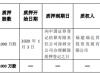 天广中茂股东陈秀玉质押8000万股 2019年前三季度净利下滑164%