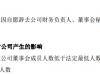 乐旅股份财务负责人魏来辞职 董事长杜松代为履行其职务
