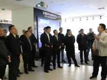丽水市人民政府相关领导及企业家一行参访全国股转公司投资者教育基地