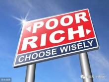 为什么富人越富,穷人越穷?