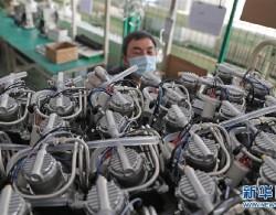 抗击武汉肺炎疫情 新三板公司新松医疗开足马力生产制氧机和呼吸机
